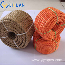 Twisted pp rope for packing